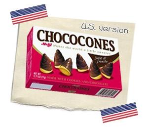 Meiji Chococones