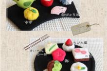 『秋冬和菓子屋さん』の冬菓子Ver